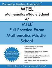 MTEL Mathematics Middle School 47 : MTEL 47 Math Exam - Free Online Tutor by...