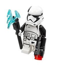 LEGO STAR WARS LAST JEDI FIRST ORDER STORMTROOPER EXECUTIONER 75197