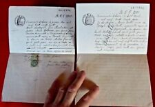 Document Régionaliste Officiel 1928 Cormoranche sur Saône timbre tampon France