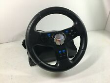 Sony Playstation 2 PS2 Nascar Racing Wheel Logitech