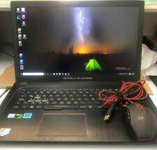 Asus ROG GL753V Gaming Laptop Core i7-7700HQ 2.8 GHz 16GB Ram 128GB SSD 1TB HDD