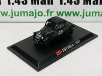 IT71N Voiture 1/43 STARLINE 1000 MIGLIA : FIAT 500A 1937