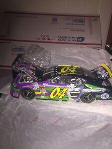 NASCAR Diecast 1/24 scale 04 Justice League VILLAIN CAR Team Caliber