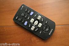 100% Original Sony Car Audio Remote Control RM-X118