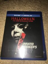 Halloween 6: The Curse of Michael Myers (Blu-ray Disc)