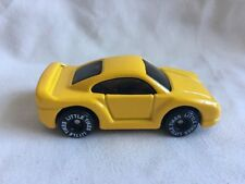 Little Tikes Yellow Sports Car Vehicle Toy