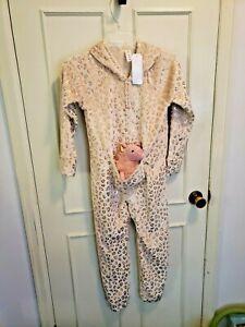 Justice Size 12 Pajama Set Unicorn 2-Piece Sleepwear Tie-Dye Cozy Hoodie❄️❄️❄️