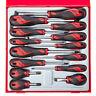Teng Tools Super Saver 14pc Screwdriver Set TTD914N PH PZ Flat - Tool Control