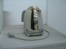 Smeg KLF01SSUK S/S 50's Retro Style Kettle-Customer Return,Warranty-Lid Issue