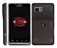 Motorola Droid Bionic XT875 16GB Black Verizon phone Must Read