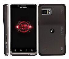 Motorola Droid Bionic XT875 4G LTE 16GB - Black (Verizon) Smartphone