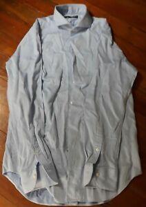 Kamakura 225 Liberty Oxford Cloth Spread Dress Shirt Size 15.75-33 Made in Japan