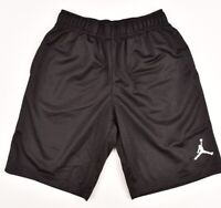 NIKE JORDAN Boys' Basketball Style Shorts, Black, sizes 8-15 Years