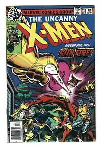 X-Men #118 ( Feb 1979, Marvel ) VF-