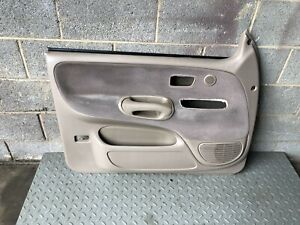 2002 Toyota Tundra Driver Door Panel Used
