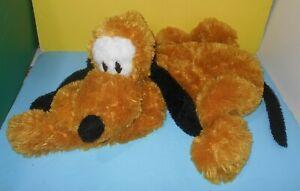 "28"" Official Walt Disney World Fluffy Pluto Plush Animal Zipper Overnight Pouch"