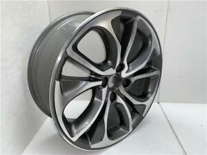 "55242875 7.5JX18Genuine Citroen DS4 18"" 4 Stud Alloy Wheel"