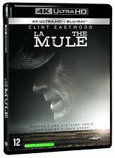La Mule  --  blu ray 4K Ultra HD + Blu-ray --nouveauté