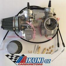 Honda CB 350, 400, 450 32mm VM32 Mikuni Round Slide Carburetor Conversion Kit