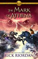 The Mark of Athena (Heroes of Olympus), Riordan, Rick, New, Book