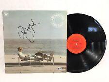 Art Garfunkel Signed Watermark Vinyl Record BAS Coa