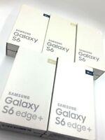 Samsung Galaxy S6/S6 Edge + Black Gold 32GB EU Empty Box No Phone & Accessories