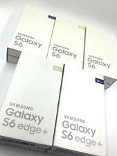 Samsung Galaxy S6/S6 Edge + NOIR OR 32GB EU vide boîte sans téléphone &