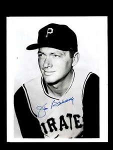 Jim Bunning Hand Signed 8x10 Photo Autograph Pittsburgh Pirates