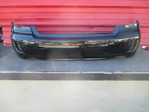 2008 2009 SUBARU LEGACY GT SEDAN REAR BUMPER COVER OEM 08 09
