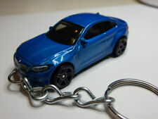 Hot Wheels 2016 BMW M2 Coupe Keychain Keyring Fob Chain