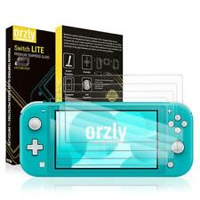 Nintendo Switch Lite Screen Protector Tempered Glass QUAD Pack by Orzly