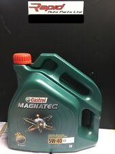 Castrol Magnatec 5W-40 C3 Fully Synthetic Engine Oil 5W40 4 Litres 4L NE