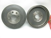 (x2) Rear Brake Drum- Brembo 21092 For Various 90-92 Escort Protege Tracer 323