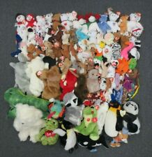 New Listing~88 Ty Beanie Babies, Teenies, Buddies, & Other Plush Collection Lot