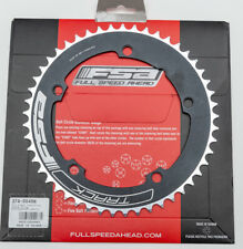"FSA Pro Track 49T x 144mm Black Bicycle Chainring use w/ 1/8"" chain Track/Fixie"