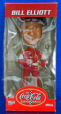 Bill Elliott Bobblehead Nodder CocaCola Racing NASCAR 2003 NIB