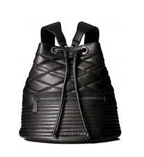 Armani Jeans 922920 Damen Rucksack Backpack Tasche Schwarz Black UVP: 175€