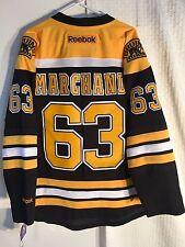 Reebok Premier NHL Jersey Boston Bruins Brad Marchand Black sz L