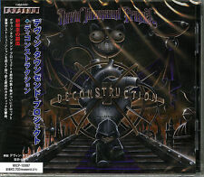 DEVIN TOWNSEND PROJECT-DECONSTRUCTION-JAPAN CD F75