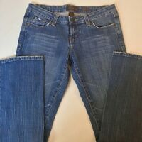 Aeropostale Blue Denim Stretch Boot Jeans Size 3 / 4
