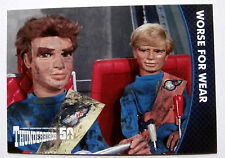 THUNDERBIRDS 50 YEARS - Card #20 - Gerry Anderson - Unstoppable Cards Ltd 2015