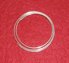 9999 Pure Silver Wire 12 gauge - 18 inch (1 ft 6 in), 99.99% pure for Colloidal