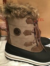 Ladies Kimberfeel leather boots comfortable warm brand new boxed U.K.7.5 RRP£89