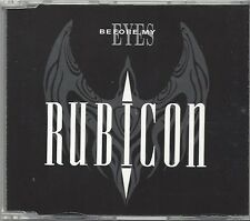 RUBICON / BEFORE MY EYES * NEW MAXI CD * NEU *