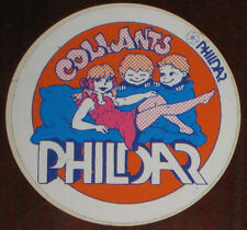 "Adesivi Anni ' 80 "" PHILDAR """