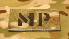 MP Infrared Call Sign Patch Multicam US Military Police IR