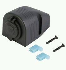 Surface mount 12/24 volt cigarette lighter socket  4x4 camping and duel battery