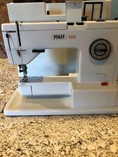 Classic PFAFF 1222 Sewing Machine - cracked Cam
