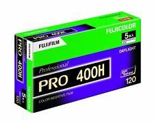FUJIFILM color negative film  Fuji color PRO400H Brownie 12 5 roll  120