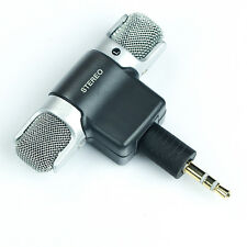 3.5 ECM-DS70P Electret Condenser Wireless Stereo Microphone for Sony FO